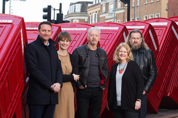 'Out of Order' Unveiled Following Its Refurbishment
