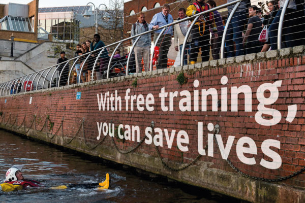 River Safety – Throw Bag Training – Early Evening Session