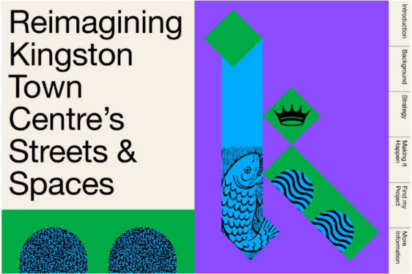 Reimagining Kingston Town Centre's Streets and Spaces