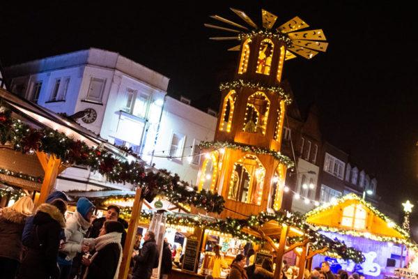 Plans for Christmas in Kingston