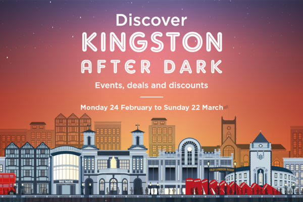 Celebrating Kingston After Dark