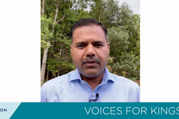 Voices for Kingston: A video message of support from Rajesh Agrawal, Deputy Mayor of London for Business