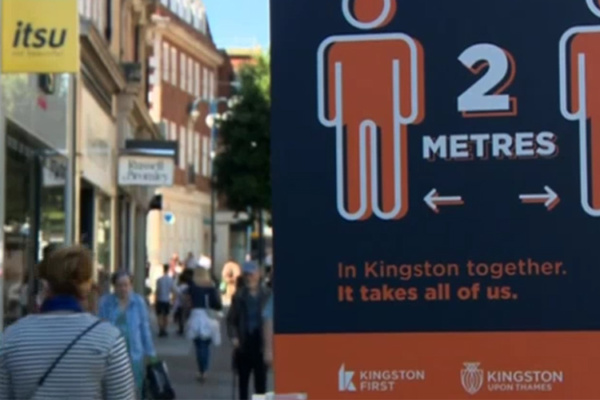 Kingston featured on BBC London News