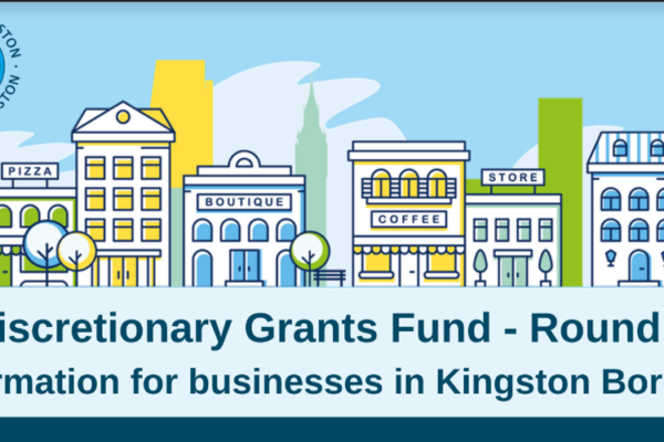 Discretionary Grants Fund Round 2 now open