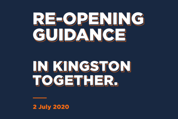 Updated Town Centre Re-opening Guidance ahead of 4 July