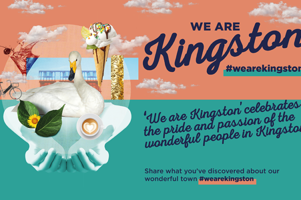 Launching We Are Kingston, a new consumer campaign