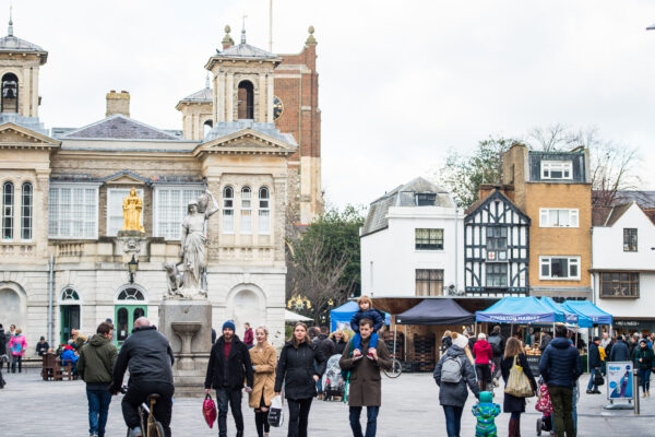 New sculpture trail for Kingston town centre