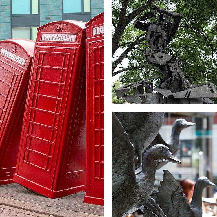 sculpture kingston